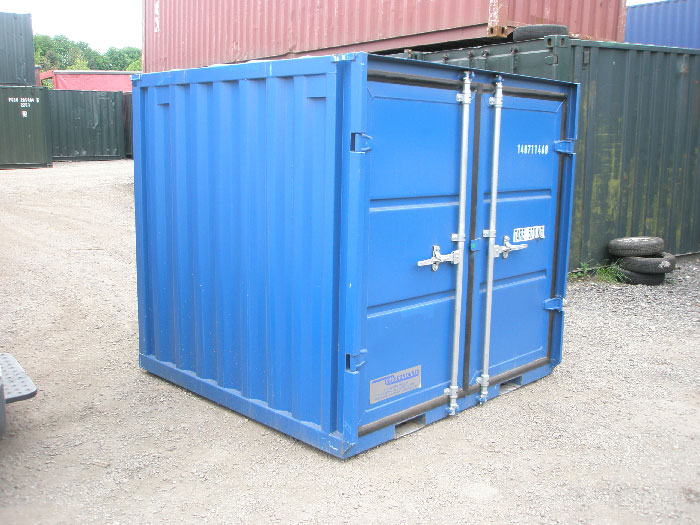 New Mini Storage Containers Lock And Store 0845 833 8997